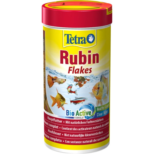 TETRA Rubin Flakes 250 ml Zierfischfutter - 4004218726475 | © by teichfreund24.de