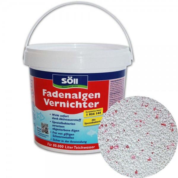 SÖLL Fadenalgenvernichter 2,5kg - 4021028116050 | © by teichfreund24.de