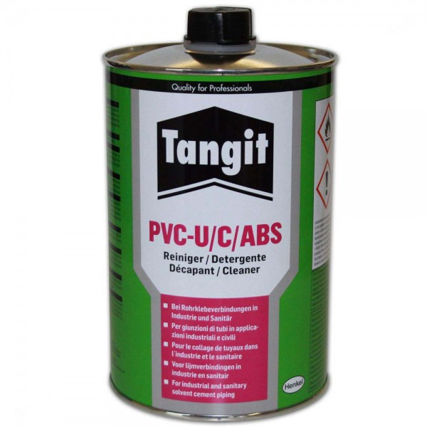 TANGIT PVC-U-/C-/ABS-Reiniger 1L - 4015000088206 | © by teichfreund24.de