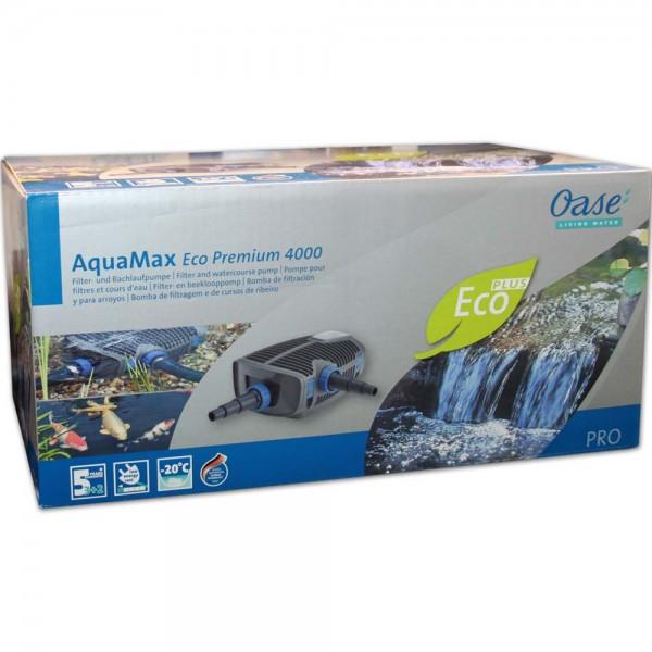 OASE AquaMax Eco PREMIUM 4000 Teichpumpe - 4010052507347 | © by teichfreund24.de