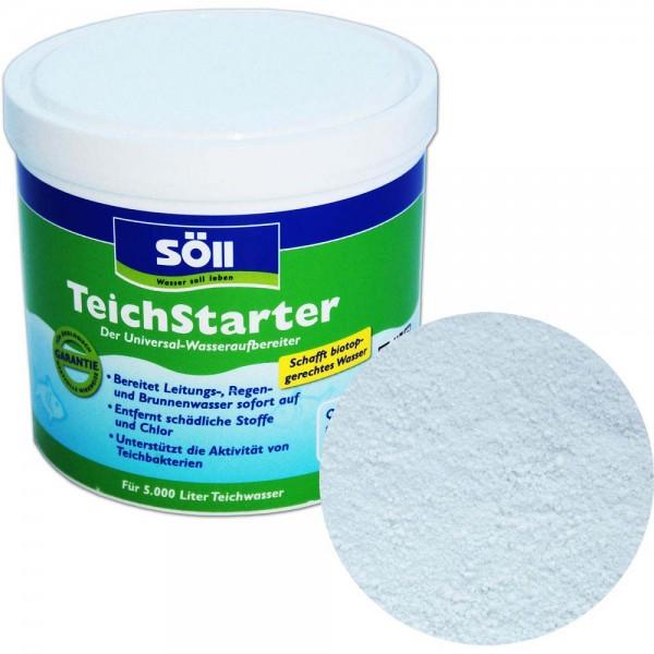 SÖLL TeichStarter Wasseraufbereiter 500g - 4021028120804 | © by teichfreund24.de