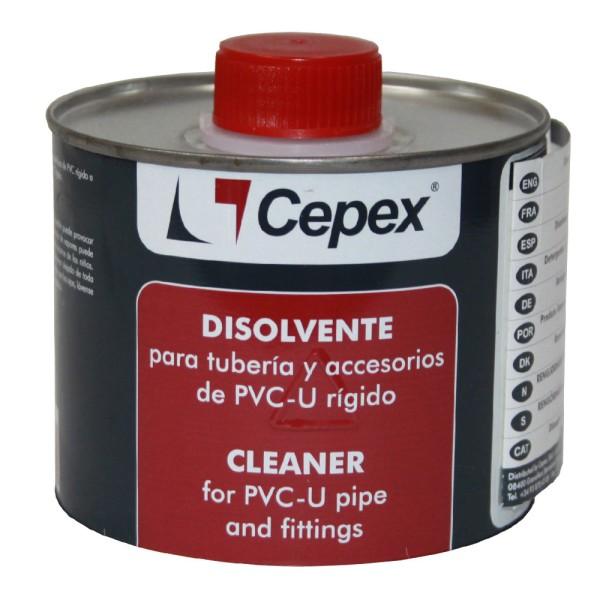 CEPEX Reiniger für PVC-U-Rohre und Fittinge 500ml - 8435099206521 | © by teichfreund24.de
