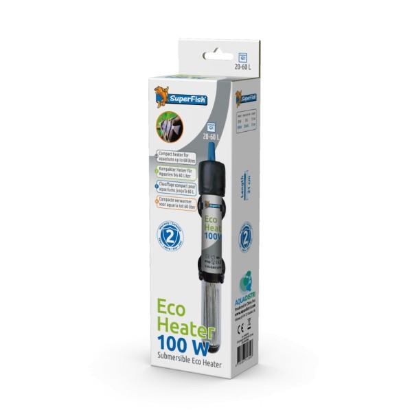 SuperFish Eco Heater 100W Aquarien-Heizer - 8715897313097 | by gartenteiche-fockenberg.de