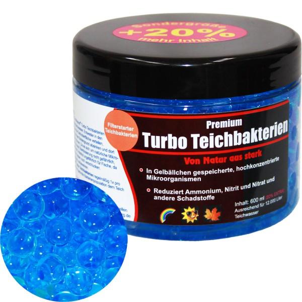 Teichfreund® Turbo Teichbakterien 500ml - 12200 | © by teichfreund24.de