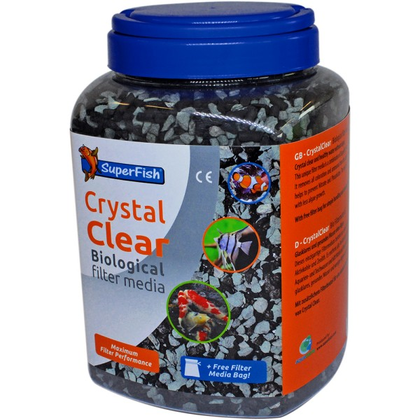 SuperFish CrystalClear 1500ml Filtermedien - 8715897261572 | by teichfreund24.de