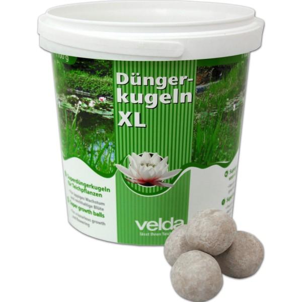 VELDA Superdüngerkugeln für Teichpflanzen 1100g - 8711921203839 | © by teichfreund24.de