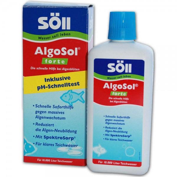SÖLL AlgoSol Algenbekämpfung 500ml - 4021028111208 | © by teichfreund24.de