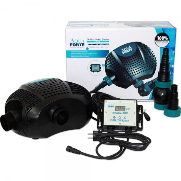 Aqua Forte O-Plus Vario 20000 Filterpumpe - 8717605095844 | © by teichfreund24.de
