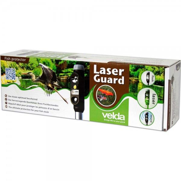 Velda Laser Guard Reiherschreck mit Laser - 8711921249950 | © by teichfreund24.de