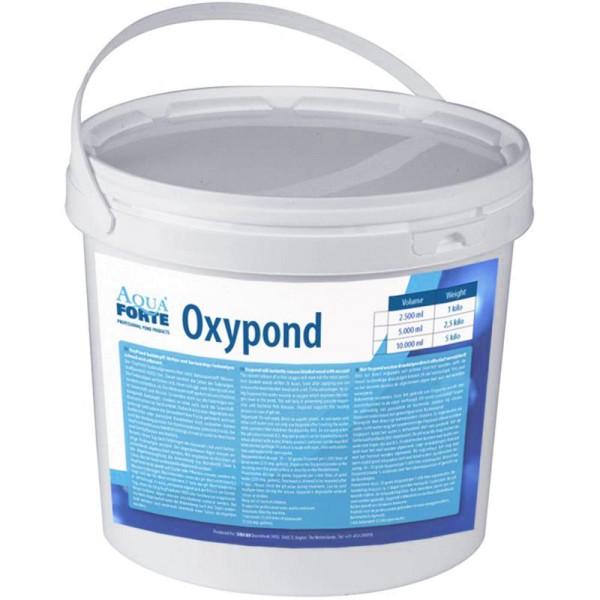 AquaForte OxyPond Algenbekämpfung 5kg - 8717605040189 | by teichfreund24.de