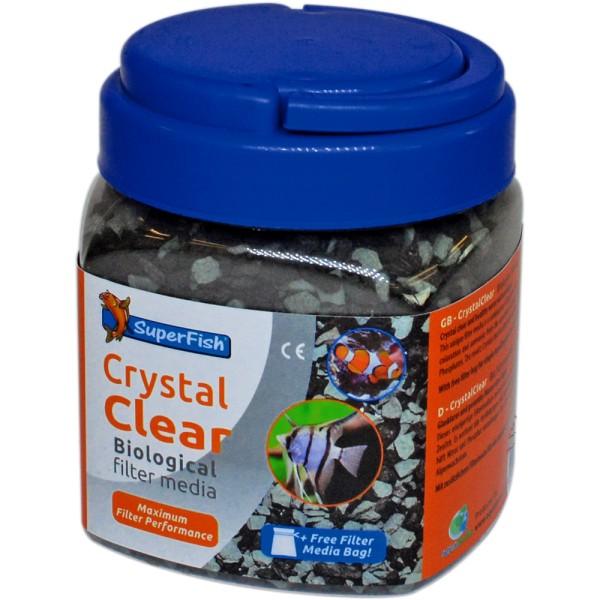 SuperFish CrystalClear 500ml Filtermedien - 8715897261558   by teichfreund24.de