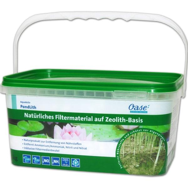 OASE Pondlith Zeolith Filtersubstrat 2,5kg - 4010052431475 | © by teichfreund24.de