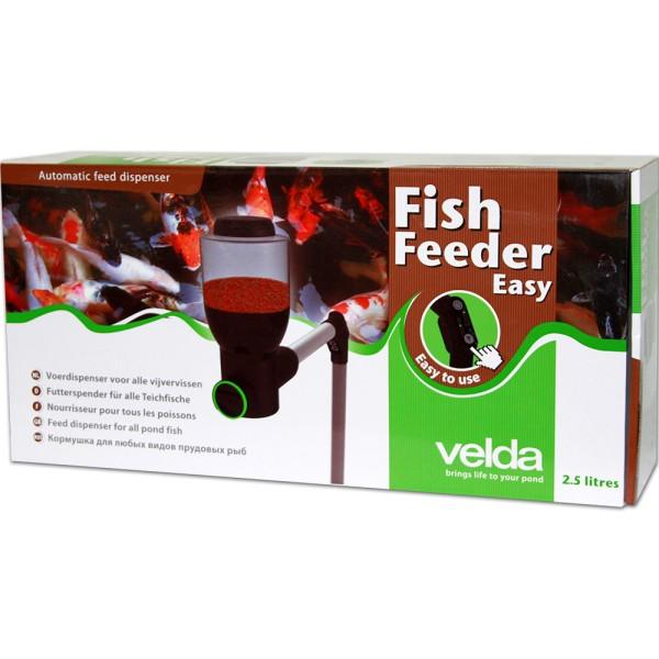 VELDA Fish Feeder Easy Futterautomat - 8711921260757 | © by teichfreund24.de