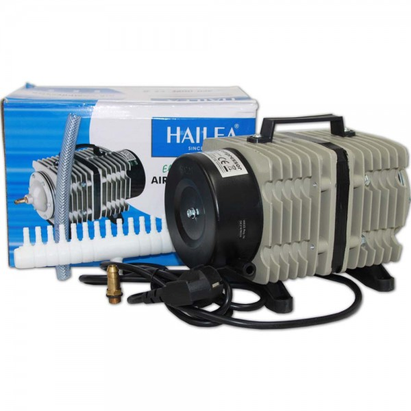Hailea ACO-009E Kolbenkompressor 112W - 6920255810077 | © by teichfreund24.de
