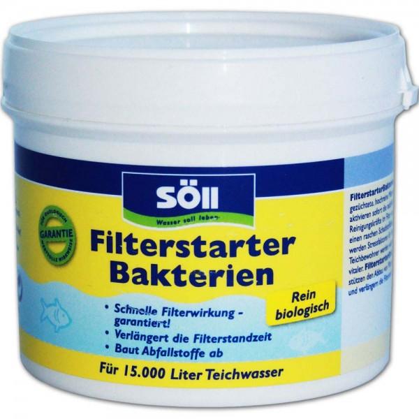 SÖLL Filterstarter Bakterien 100g - 4021028116029 | © by teichfreund24.de