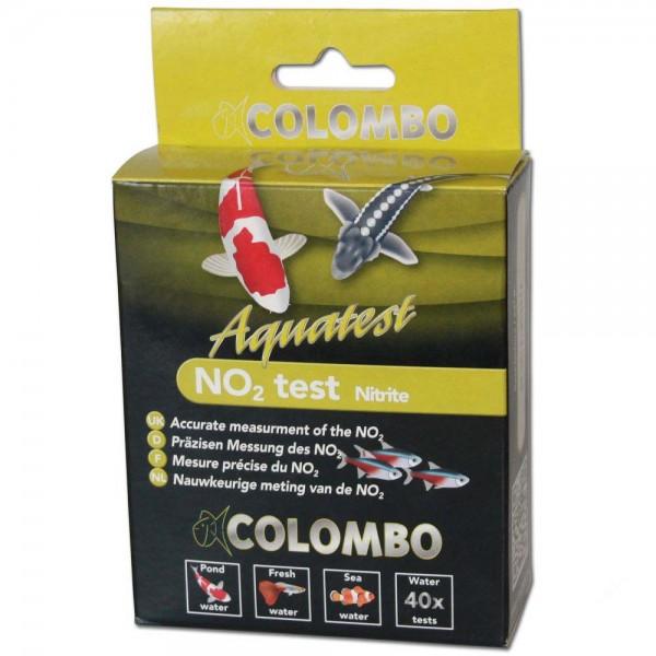 Colombo Aquatest NO2 Test Nitrite Wasseranalyse 40Stk.- 8715897030956   © by teichfreund24.de