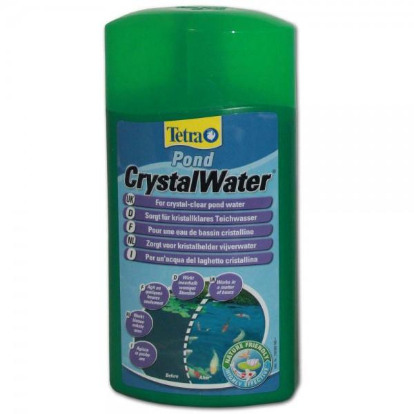 Tetra Pond CrystalWater Wasseraufbereiter 1000ml - 4004218231566   © by teichfreund24.de