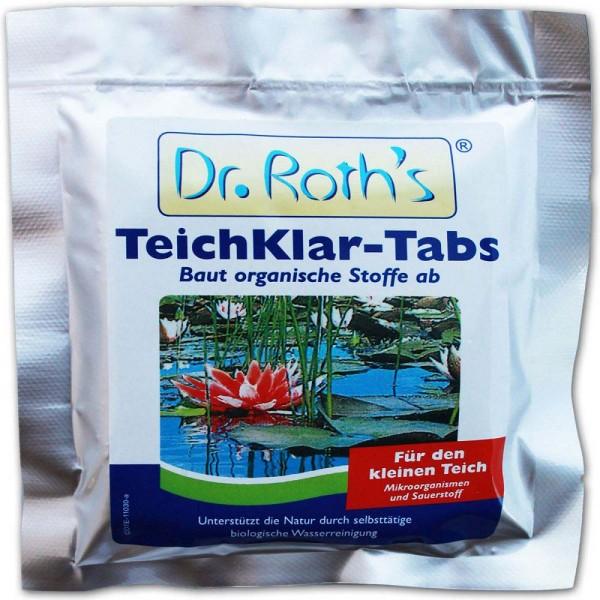 SÖLL Dr. Roth's Teichklar Teichschlammentferner 4 Tabs - 4021028100844 | © by teichfreund24.de
