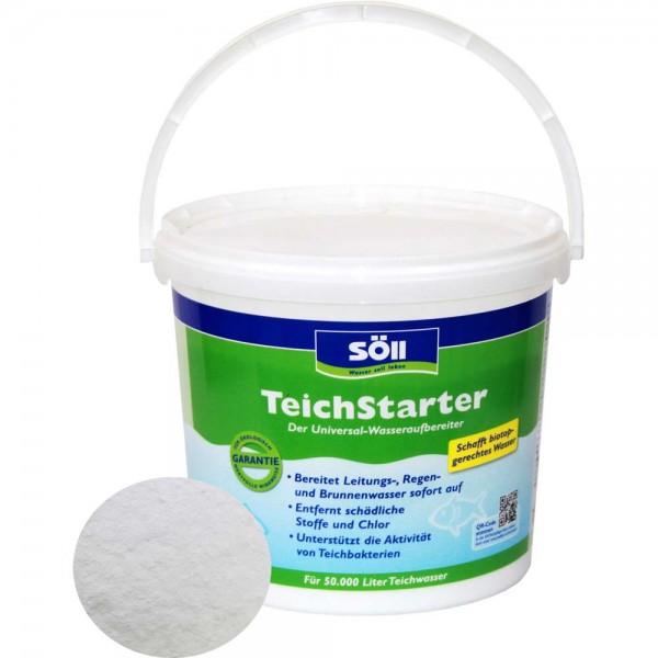 SÖLL TeichStarter Wasseraufbereiter 5kg - 4021028109168 | © by teichfreund24.de