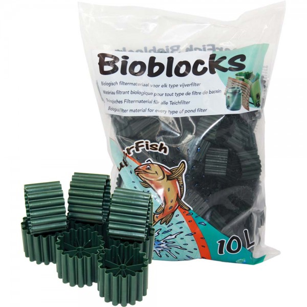 SUPERFISH Bioblocks Filtersubstrat 10L - 8715897025549 | © by teichfreund24.de