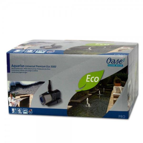 OASE Aquarius Universal Premium Eco 3000 Wasserspielpumpe - 4010052573908   © by teichfreund24.de