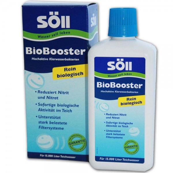 SÖLL BioBooster Algenbekämpfung 500ml - 4021028581100 | © by teichfreund24.de