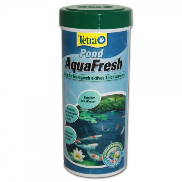 Tetra Pond AquaFresh Wasseraufbereiter 300ml - 4004218180864 | © by teichfreund24.de