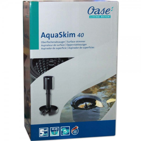 OASE AquaSkim 40 Standskimmer - 4010052569079 | © by teichfreund24.de