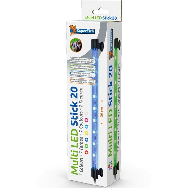 SuperFish Multi LED Stick 20 Aquarium-Beleuchtung