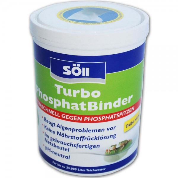 Söll Turbo Phosphatbinder Algenbekämpfung 600g - 4021028153222 | © by teichfreund24.de