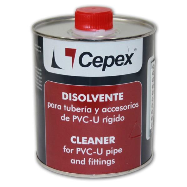 CEPEX Reiniger für PVC-U-Rohre und Fittinge 1000ml - 8435099206514 | © by teichfreund24.de