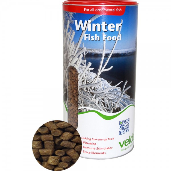 Velda Winter Fish Food Futter 1350g - 8711921204164 | © by teichfreund24.de