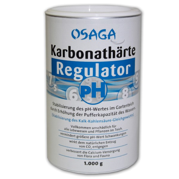 OSAGA Karbonathärte-Regulator 1kg - 4250247609993 | © by teichfreund24.de