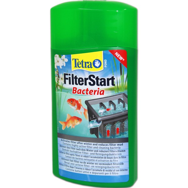Tetra Pond FilterStart Bacteria 1000ml - 4004218285415 | © by teichfreund24.de