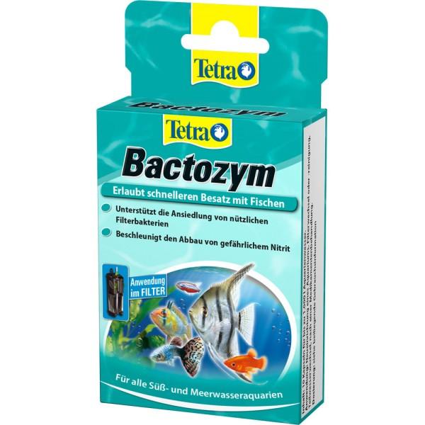 TETRA Bactozym Teichpflege 10 Kapseln - 4004218753716 | by teichfreund24.de