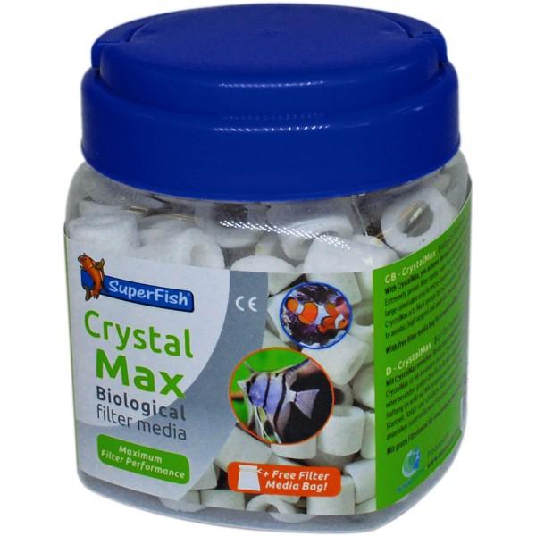 SuperFish CrystalMax 500ml Filtermedien - 8715897261527 | by teichfreund24.de