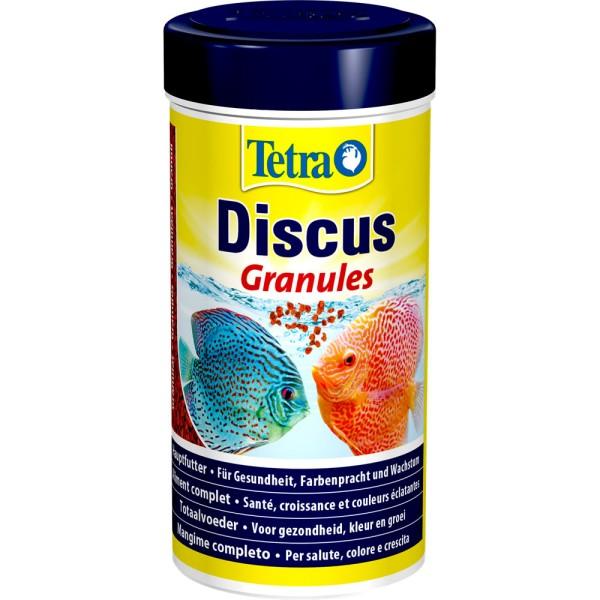 TETRA Discus Granules 250 ml Zierfischfutter - 4004218745230 | © by teichfreund24.de