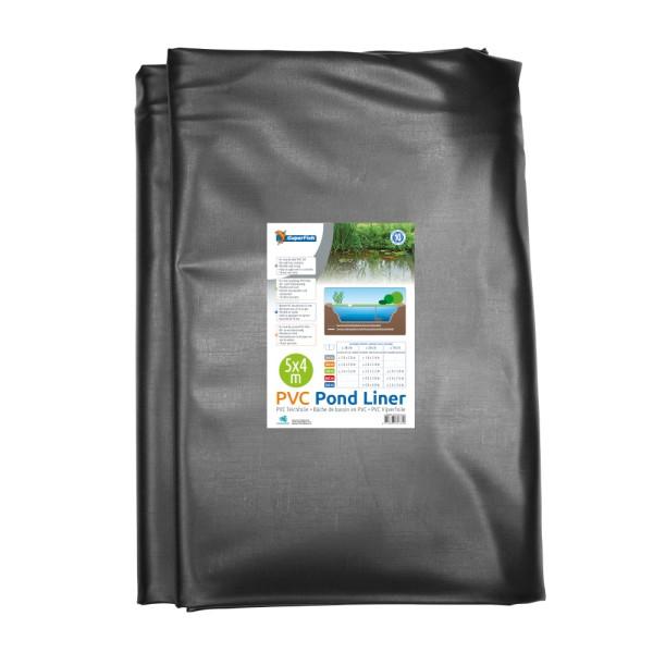 SUPERFISH Teichfolie PVC Pond Liner 5x4m - 8715897317354 | by teichfreund24.de