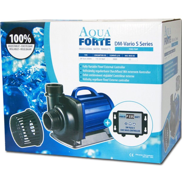 AquaForte DM-30000 Vario S Teichpumpe - 8717605124889 | © by teichfreund24.de