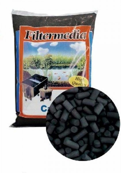 SUPERFISH Aktivkohle Pellets 10L - 8714404013864 | © by teichfreund24.de