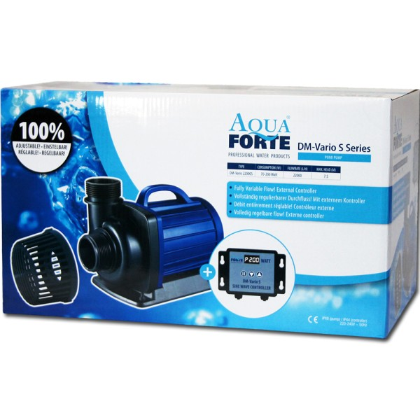 AquaForte DM-22000 Vario S Teichpumpe - 8717605124872 | © by teichfreund24.de