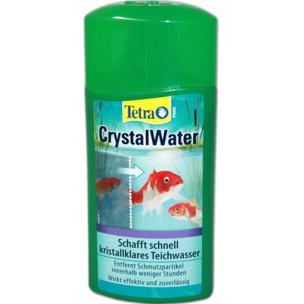 Tetra Pond CrystalWater Wasseraufbereiter 500ml - 4004218180611 | © by teichfreund24.de