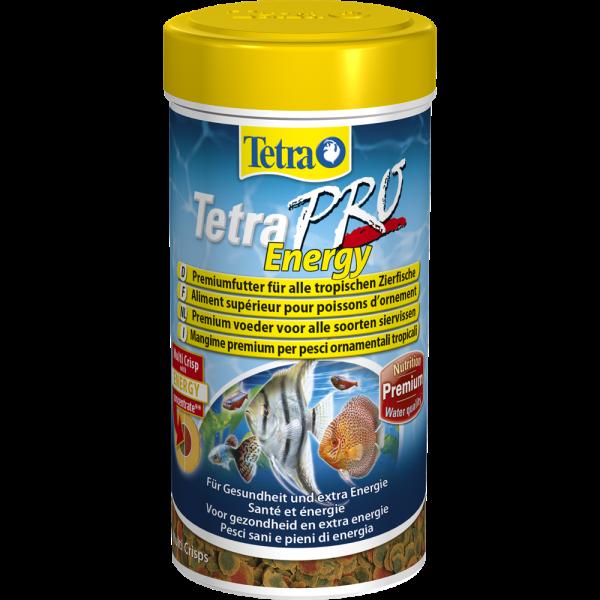 TetraPro Energy Fischfutter 250ml - 4004218141520 | by teichfreund24.de