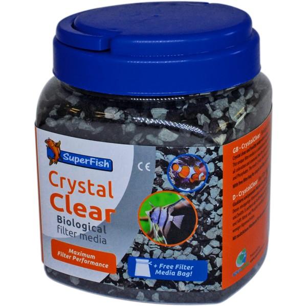 SuperFish CrystalClear 1000ml Filtermedien - 8715897261565 | by teichfreund24.de