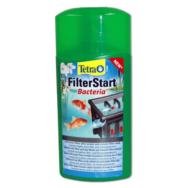 Tetra Pond FilterStart Bacteria 500ml - 4004218285392 | © by teichfreund24.de