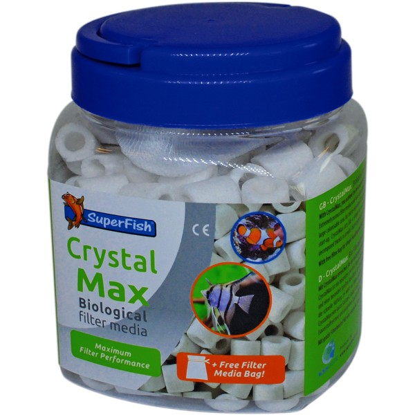 SuperFish CrystalMax 1000ml Filtermedien - 8715897261534 | by teichfreund24.de