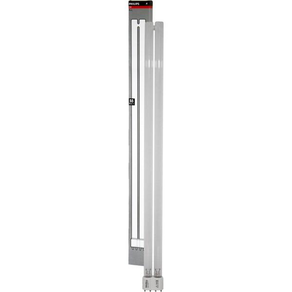 PHILIPS UV 55 Watt Ersatzlampe PL-L - 8711500633798 | © by teichfreund24.de