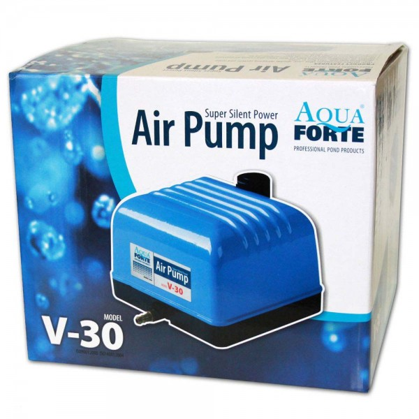 AQUA FORTE Air Pump V30 Teichbelüfter - 8717605074580 | © by teichfreund24.de