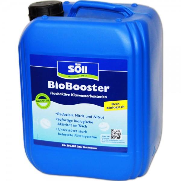 SÖLL BioBooster Algenbekämpfung 10L - 4021028102558 | © by teichfreund24.de