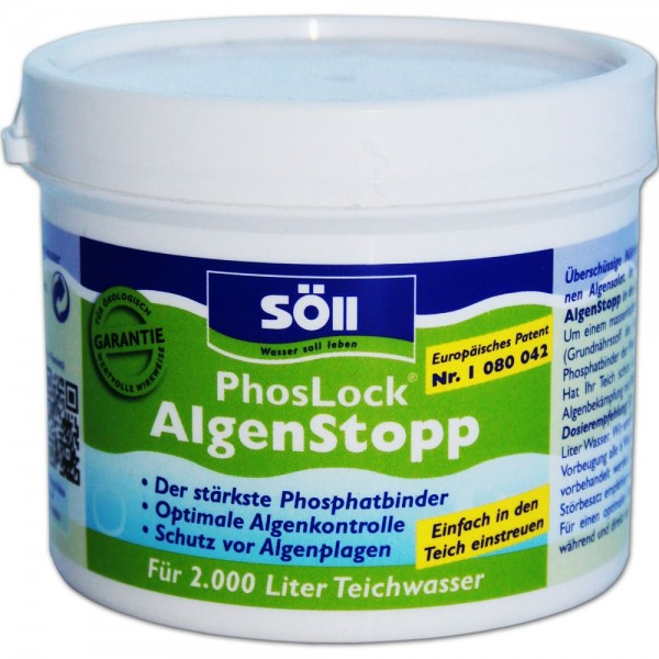 Söll PhosLock AlgenStopp 100g - 4021028110010 | © by teichfreund24.de